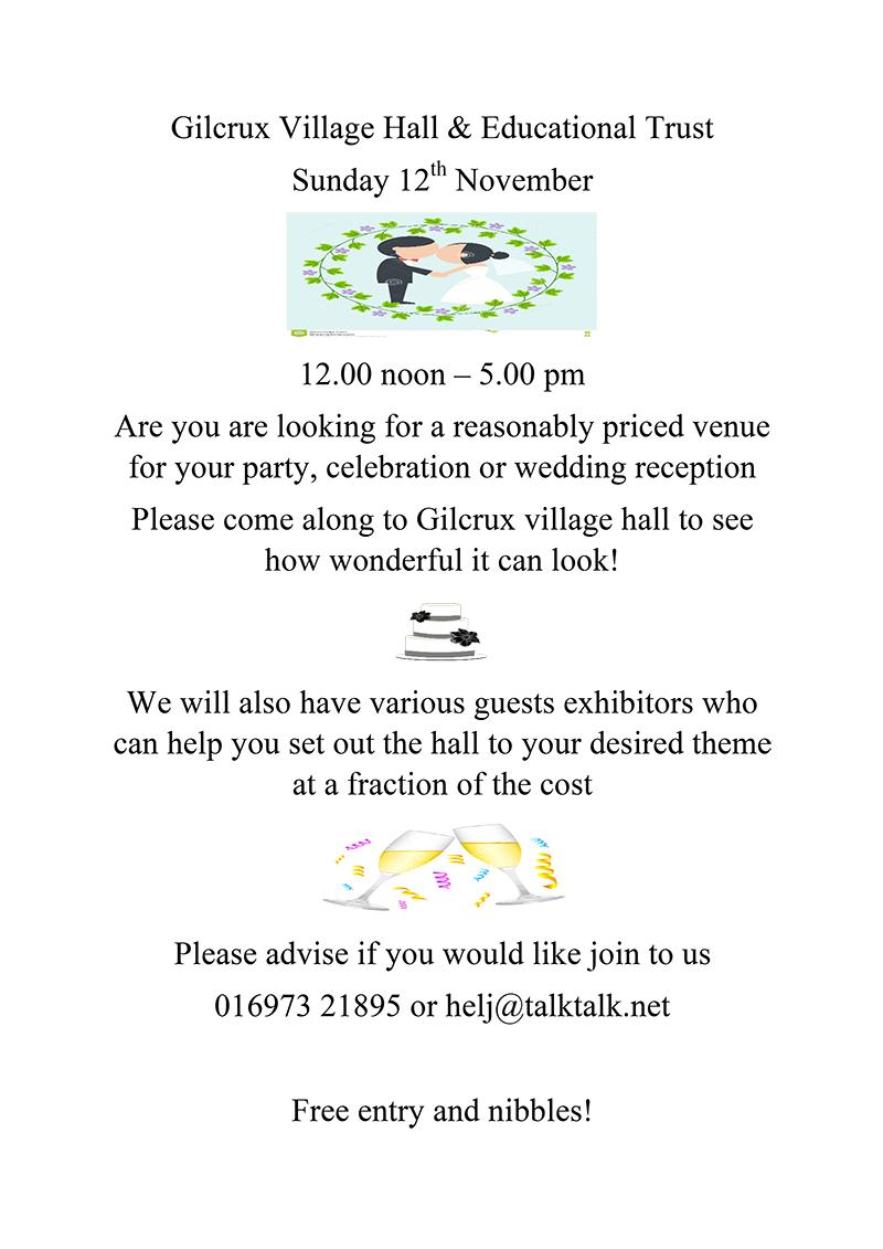 Wedding promotion 2017